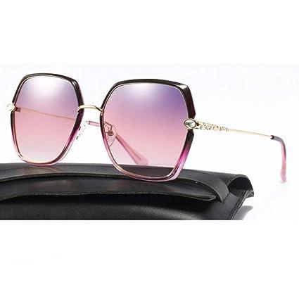 SWIMMM Gafas de Sol polarizadas Mujer Hombre Marca Vintage ...