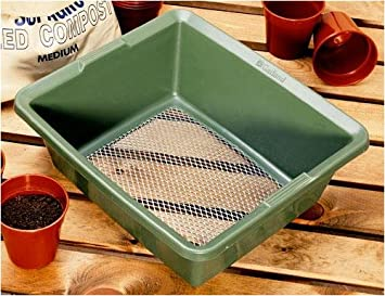 Garland Heavy Duty Garden Sieve Amazoncouk Garden Outdoors