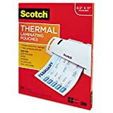 MMMTP3854100 - Letter Size Thermal Laminating Pouches