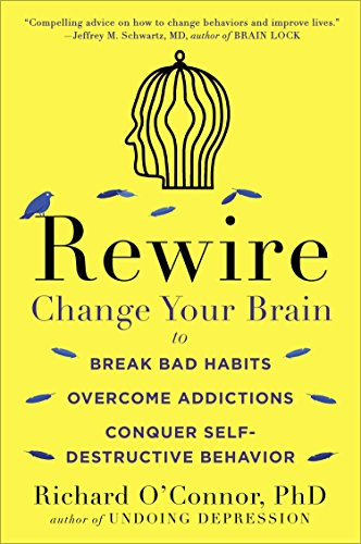 Best Books On Addictions - Rewire: Change Your Brain to Break