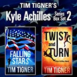 Kyle Achilles Series, Box Set 2: Falling Stars / Twist and Turn