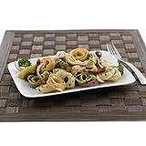 Conagra Angela Mia Tricolor Cheese Tortellini Pasta, 5 Pound - 2 per case.