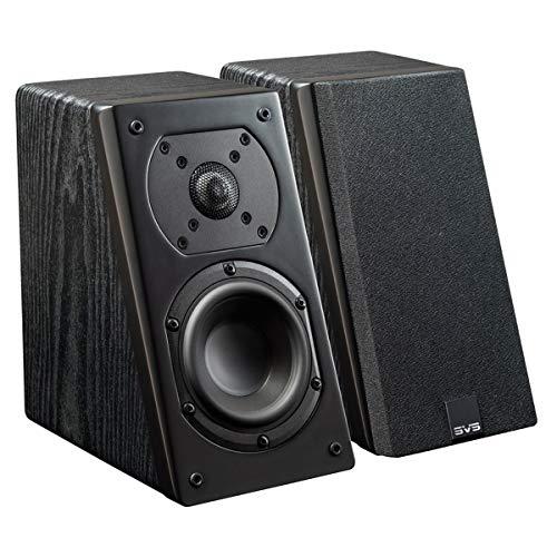 SVS Prime Elevation Speaker (Pair) - Premium Black Ash by SVS (Image #4)