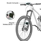 SY Cycling Computer,Multifunction Wireless with