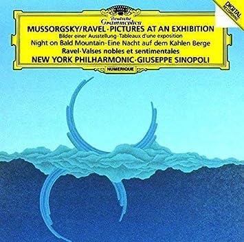 ムソルグスキー:組曲《展覧会の絵》、他