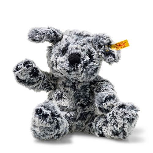 Steiff Soft Cuddly Friends - Taffy Dog, 12', Mottled Grey