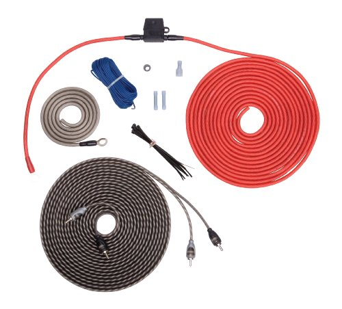 Rockford 10 Awg Power & Installation (10 Gauge Amp Kit)