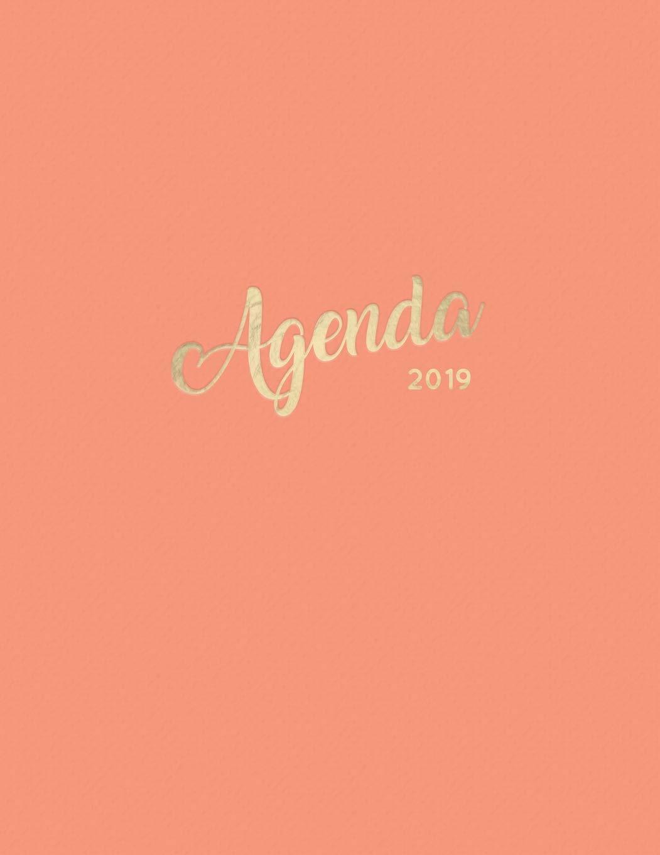 Agenda 2019: Semanal Diario Organizador Calendario ...