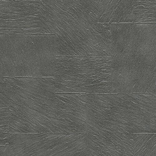 シンコール  壁紙43m  モダン  ブラック  BB-8685 B075CX4B2R 43m|ブラック