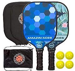 Amazin' Aces Signature Paddle Set