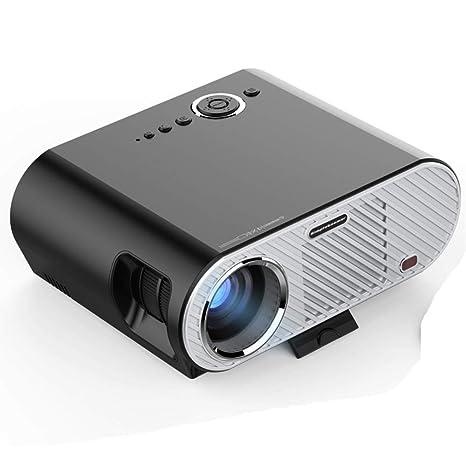HJL Pico proyector, proyector portátil 1080P / Completa de ...