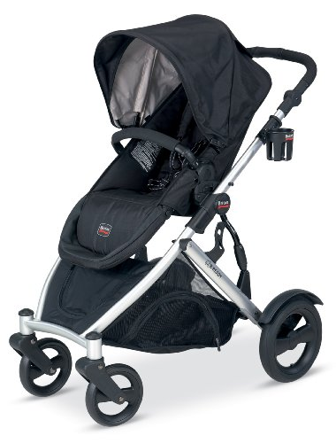 Britax B-Ready Stroller, Black, Baby & Kids Zone