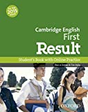 Cambridge English: First Result: Student's Book and Online Practice Pack