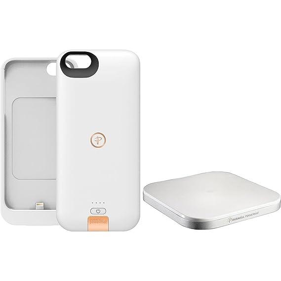 sale retailer c9655 7644d Amazon.com: DURACELL POWERMAT PowerSet II Kit for iPhone 5 with ...