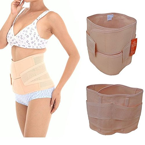 e2b44b4efc ... Trendyline Women Postpartum Girdle Corset Recovery Belly Band Wrap Belt  ...