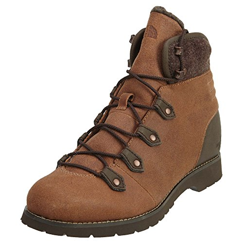 The North Face Ballard Boyfriend Boot Datchshund Brown/Damitasse BRN Womens Hiking Boots Size 9.5M