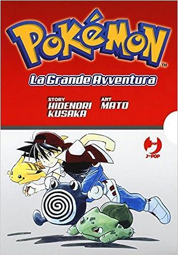 Pokémon La grande avventura 1-3