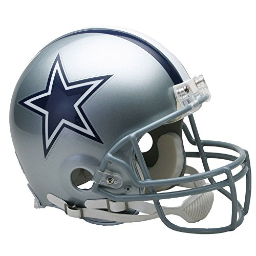 Dallas Cowboys Officially Licensed Proline VSR4 Authentic Football Helmet by Riddell