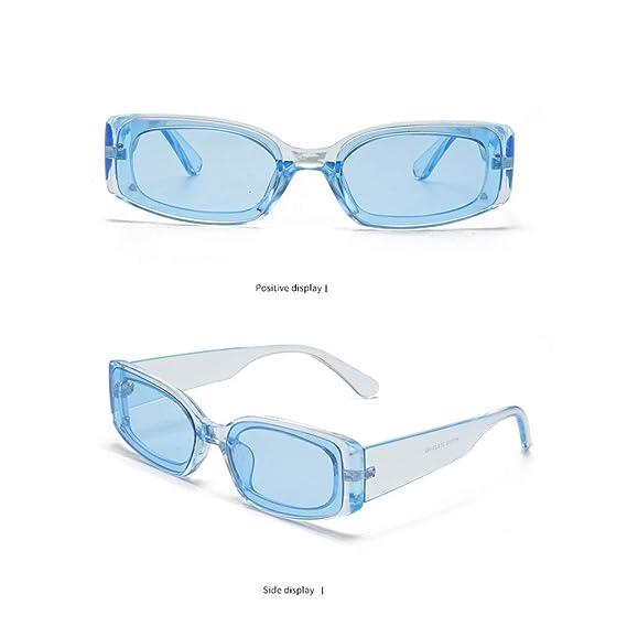 Mymyguoe Dama Gafas de Sol Mujeres Vintage Gafas de Sol ...