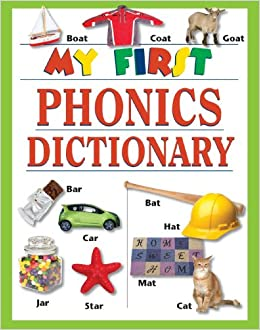 Phonics (My First Board Book)