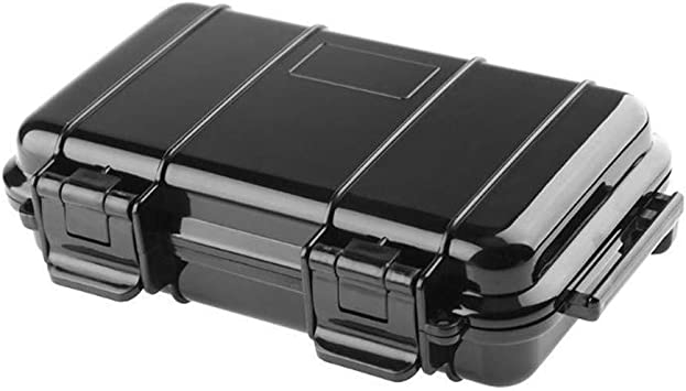 *Waterproof Safety Case Plastic Tools Outdoor Shockproof Sealed Dry Storage Box
