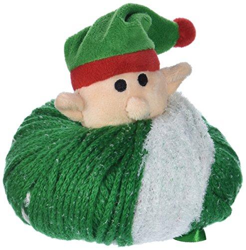 DMC 154EF Top This! Yarn, Elf, (Elf Hat Pattern)