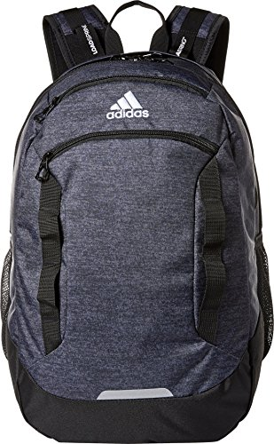 adidas Excel Backpack, Charcoal, One - Soccer Backpack Adidas