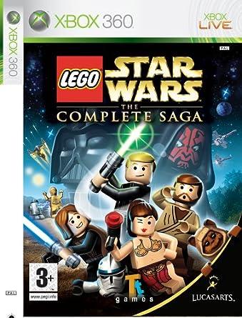 LEGO Star Wars: The Complete Saga (Xbox 360): Amazon.co.uk: PC ...