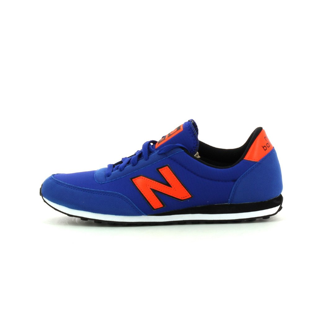 7d89a83b638d2 New Balance Men's U410 Clasico Sneakers Blue Size: 6: Amazon.co.uk: Shoes &  Bags