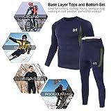 Men's Thermal Underwear Set, Sport Long Johns