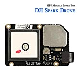Drone Repair Parts - Professional Camera GPS Drone Flight Controller Repair Parts for DJI Spark GPS Module Replacement Accessories