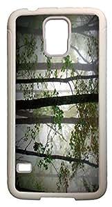 Blueberry Design Galaxy S5 Case Forest Design Rainforest Design