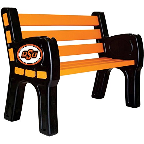 Imperial INTERNATIONAL OKLAHOMA STATE COWBOYS PARK BENCH by Imperial
