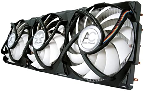 ARCTIC Accelero Xtreme GTX 280 - Ventilador de PC (nVIDIA GeForce ...