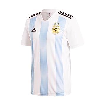 Adidas - Camiseta de fútbol para Hombre, XXXL, Blanco