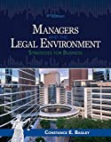 img - for Managers and the Legal Environment: Strategies for Business book / textbook / text book