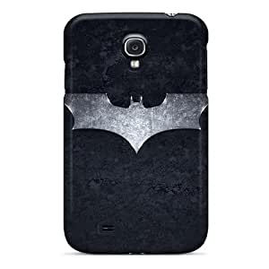 Galaxy S4 Cover Case - Eco-friendly Packaging(batman The Dark Knight)