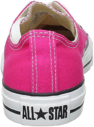 Converse Chuck Taylor All Star - Zapatos de lona, unisex Framboise/Raspberry