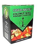 Hookah Coals - Natural Coconut Charcoals - 120 count - Speakeasy Hookah