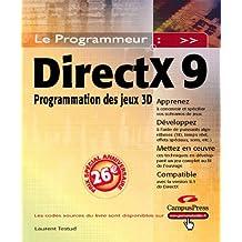 Directx 9 (jeux 3D) programmeur