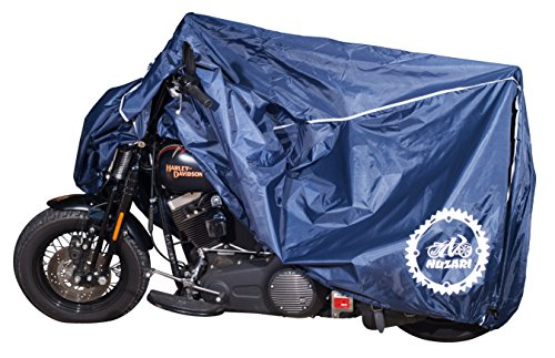 Pedal Car Plans - Premium Weather Resistant Motorbike Cover. Waterproof High Grade Polyester w/Soft Screen, Heat Resistant Shield. Lockable fabric, Durable & Long Lasting.Fits Sport bike, Cruiser, Touring (xxl, navy)