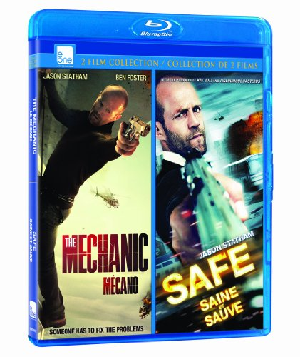 The Mechanic / Safe Double Feature [Blu-ray] (Bilingual)