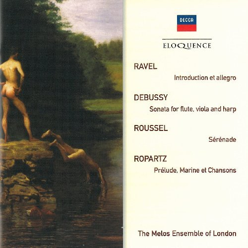 Price comparison product image 20th Century French Chamber Music by MELOS ENSEMBLE OF LONDON (2010-04-20)