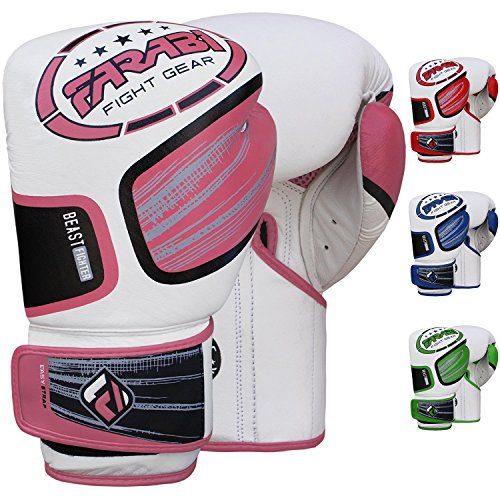 Farabi Boxing Gloves Beast Fighter Series Fight Gloves MMA, Cage Fight,...