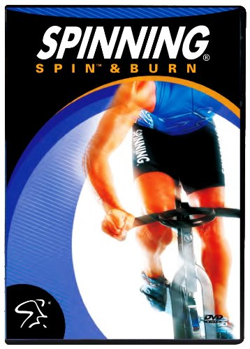 Mad Dogg Athletics Spinning Spin and Burn (Spinning Cycle Dvd)