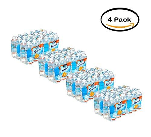 PACK OF 4 - Nestle Splash Water, Mandarin Orange, 16.9 Fl Oz, 24 Count by Nestle Splash