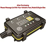 Pedal Commander throttle response controller for all GMC models 2006 and newer - get increased performance or save fuel up to 20% Available Sierra, Yukon, Denali, Canyon, Terrain, Acadia, Savana, ETC