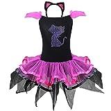 Best  - iiniim Kids Girls Halloween Fancy Costume Dancewear Party Review