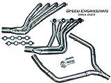 98 camaro headers - LS1 Camaro & Firebird Longtube Headers & Y-Pipe (1 3/4