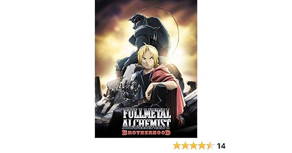 Fullmetal Alchemist reproduction poster 24x36 group anime